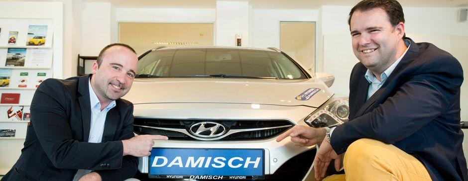 Hyundai jetzt bei Damisch