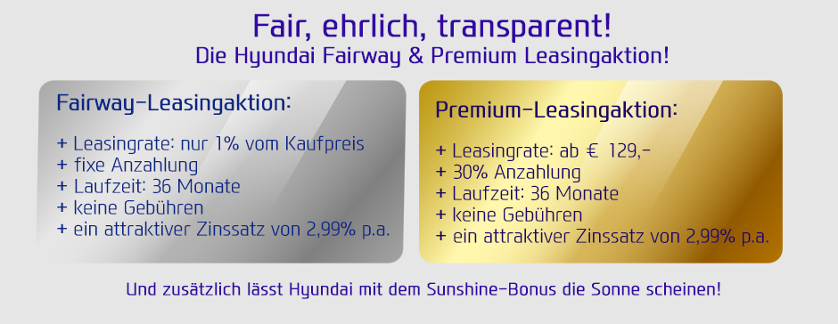 fair, ehrlich, transparent